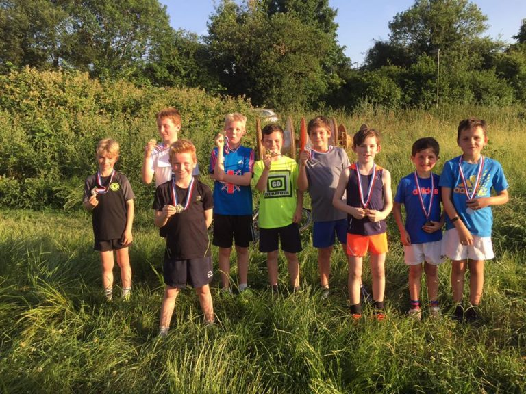 District Cub Scout Cross Country